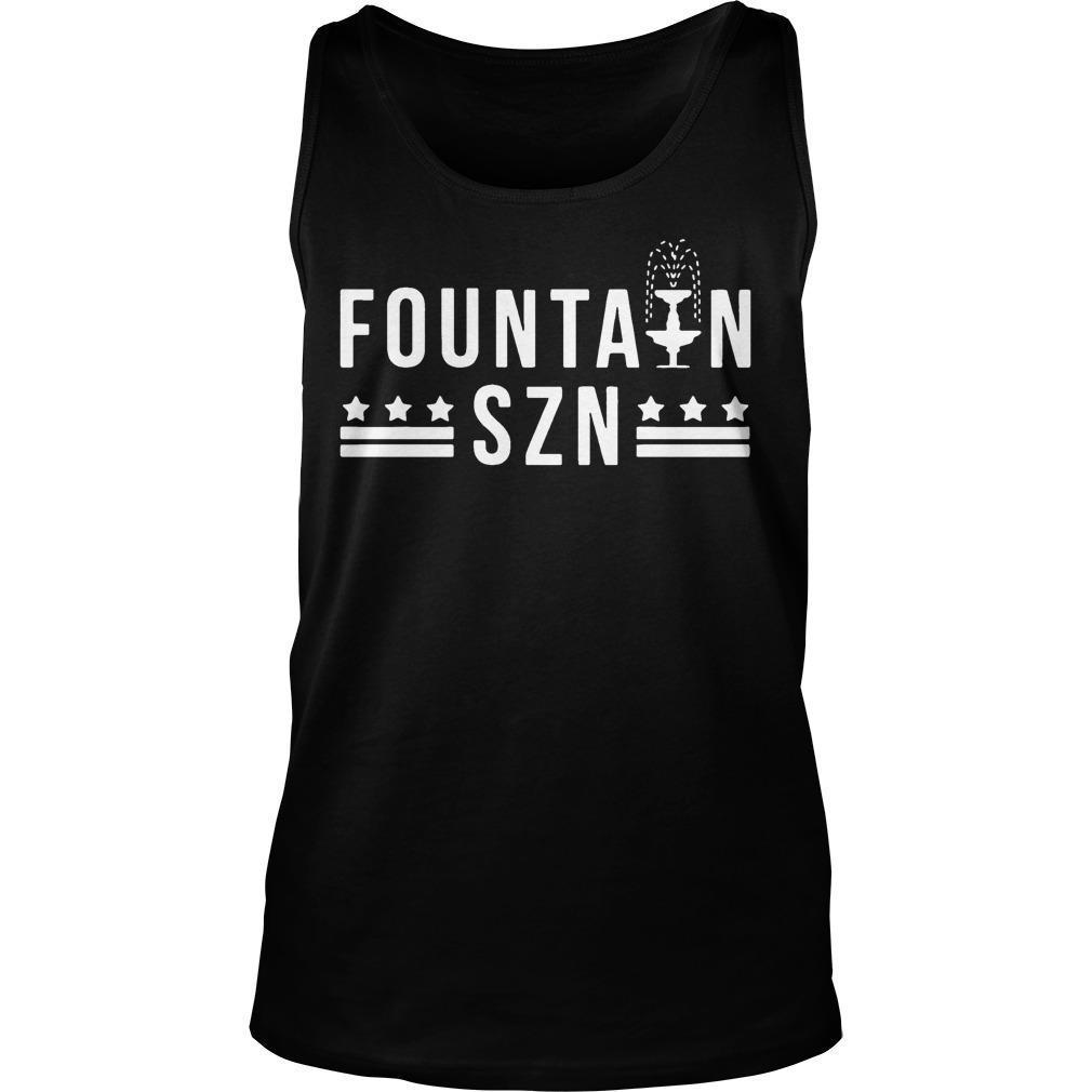Fountain Szn Tank Top