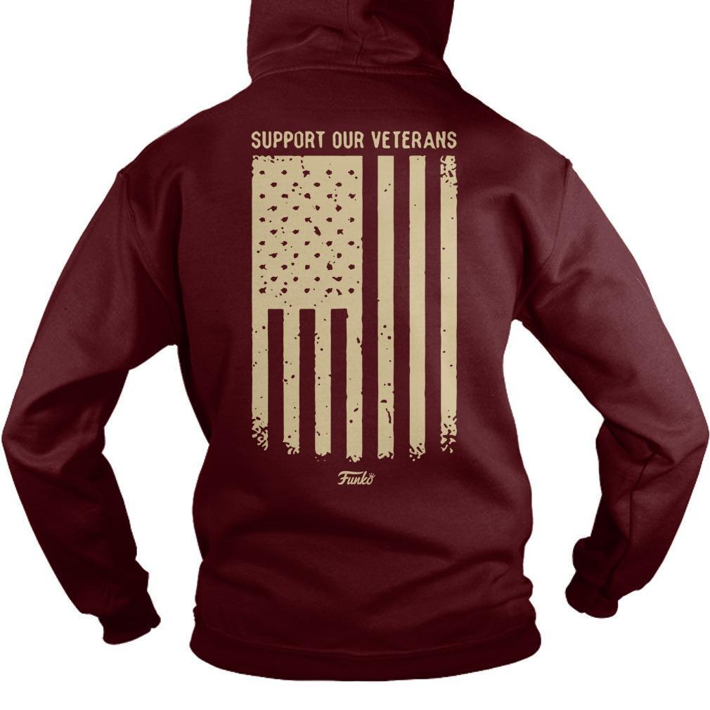 Funko Support Our Veterans Hoodie