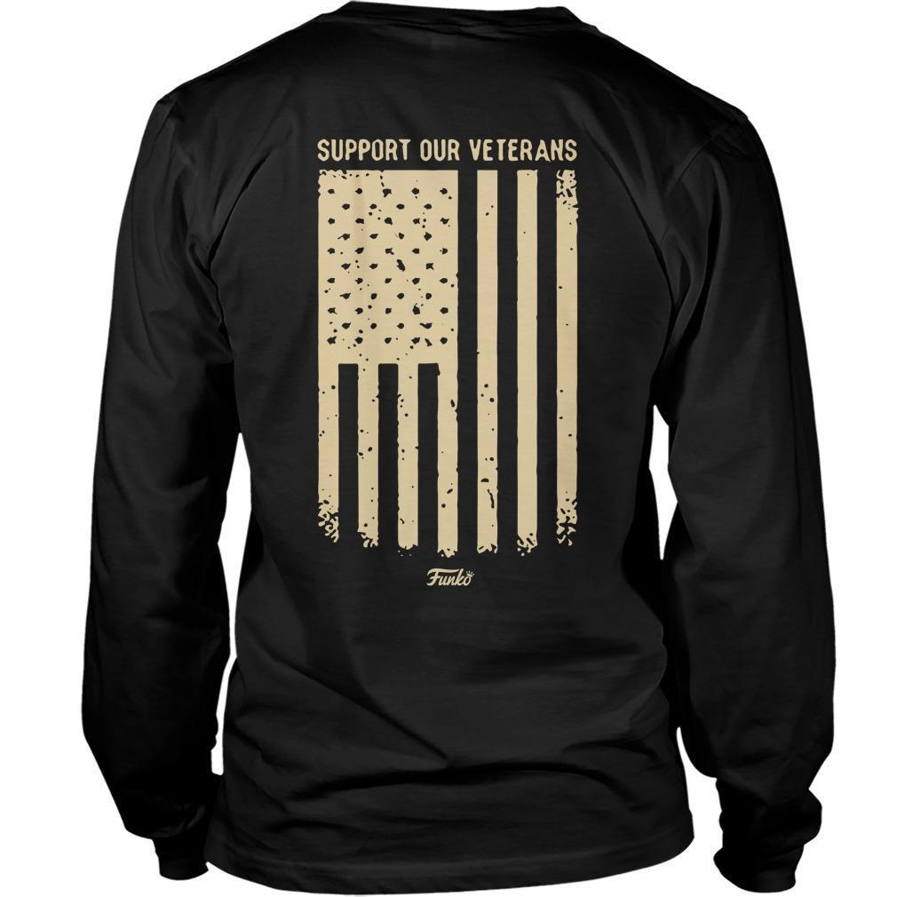 Funko Support Our Veterans Longsleeve