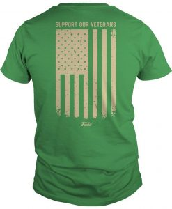 Funko Support Our Veterans Shirt