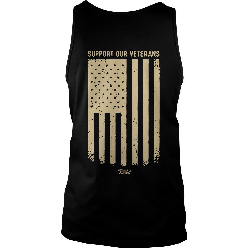 Funko Support Our Veterans Tank Top