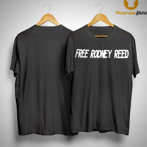 Governor's Mansion Free Rodney Reed T Shirt