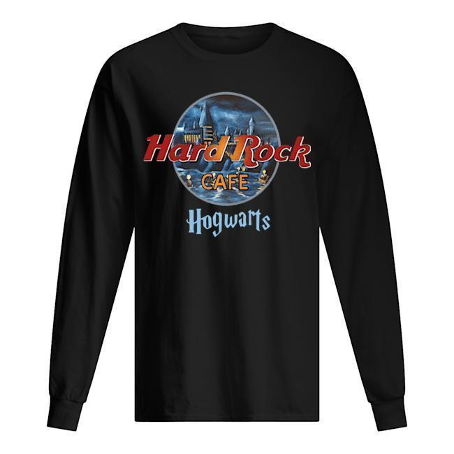 Hard Rock Cafe Hogwarts Longsleeve