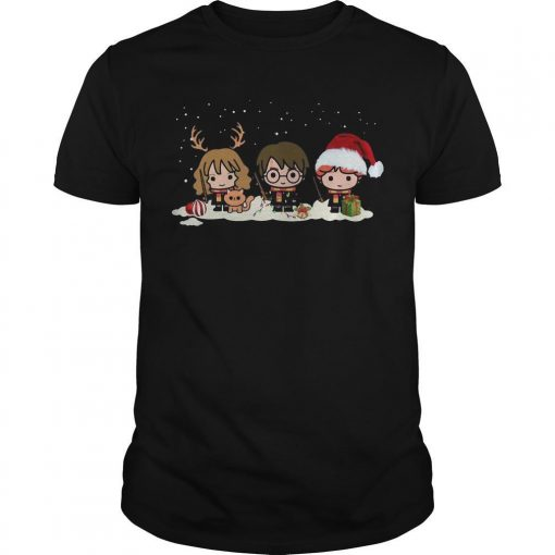Harry Potter Characters Christmas Shirt