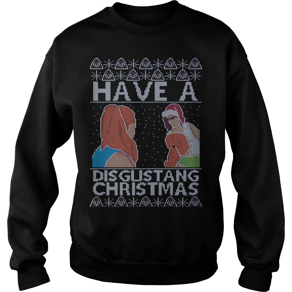 Have A Disgustang Christmas Sweater