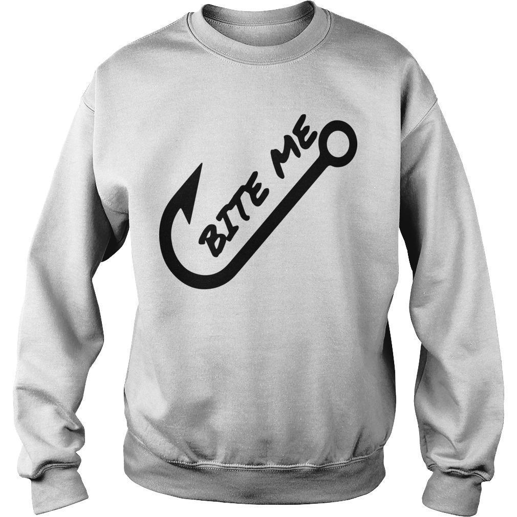 Hooked Bite Me Sweater