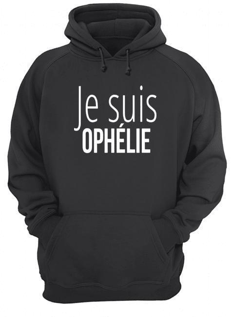 Je Suis Ophélie Hoodie