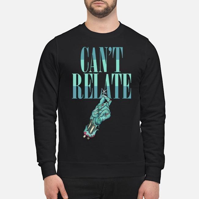 Jeffree Star Zombie Can't Relate Sweater