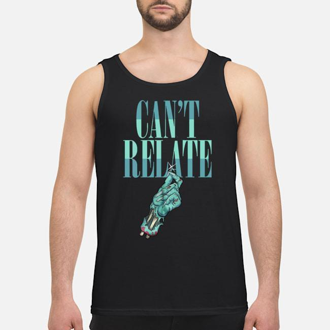 Jeffree Star Zombie Can't Relate Tank Top