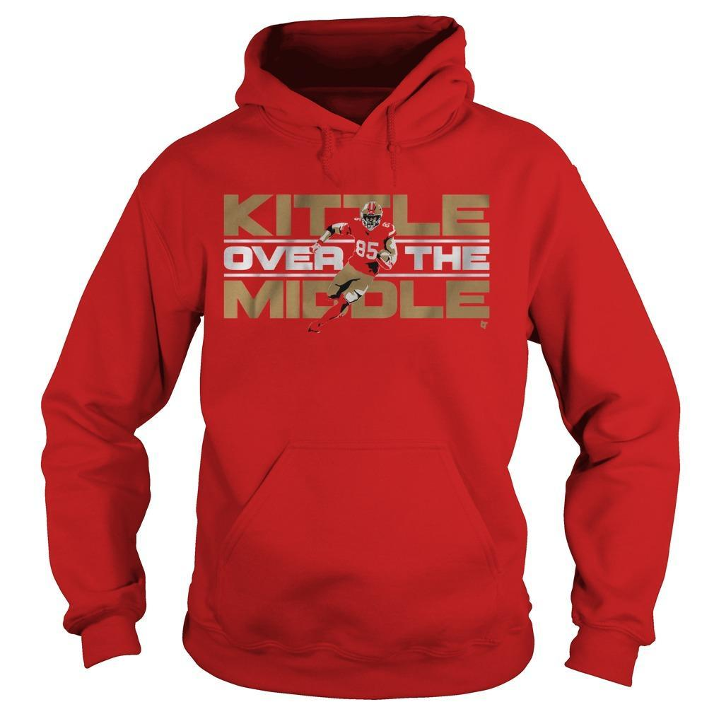 Kittle Over The Middle Hoodie