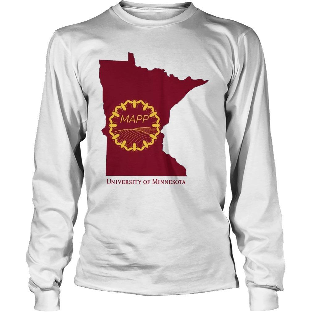 Mapp University Of Minnesota Longsleeve