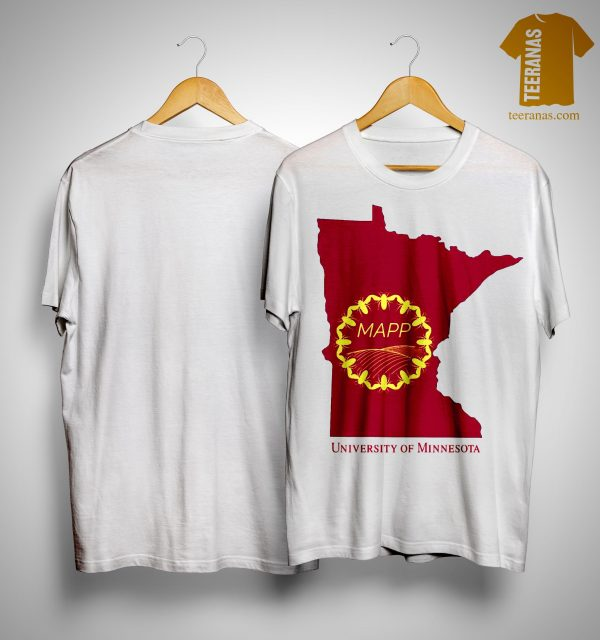 Mapp University Of Minnesota Shirt
