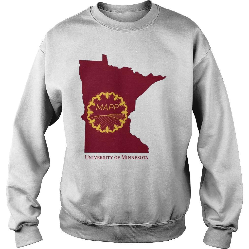 Mapp University Of Minnesota Sweater