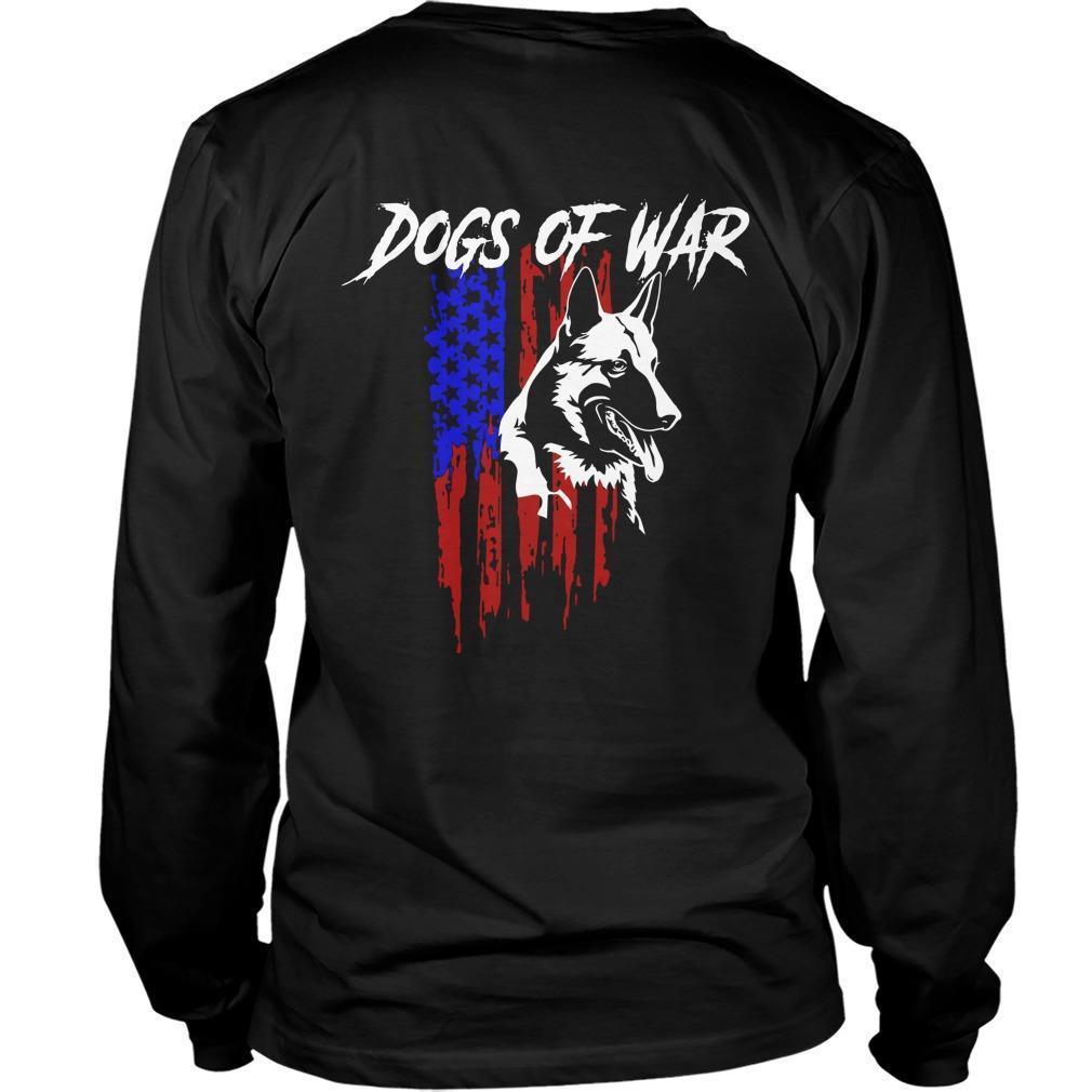 Mwd Conan Dogs Of War Longsleeve