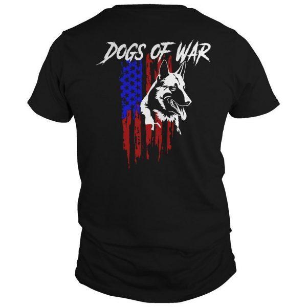 Mwd Conan Dogs Of War Shirt