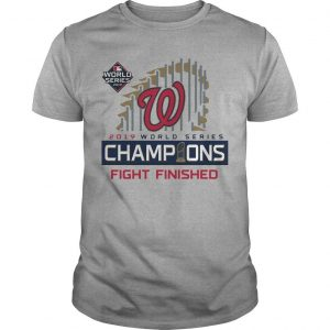 Nats World Series Shirt