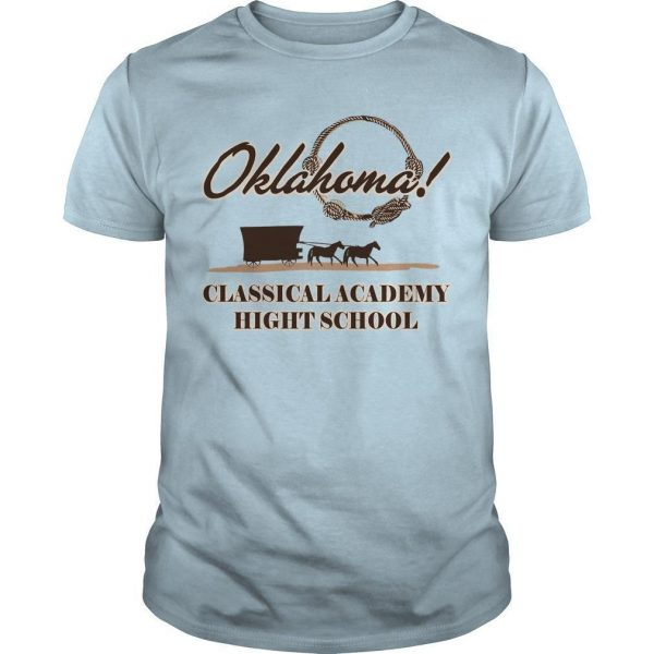 Oklahoma Classical Academy High School Shirt