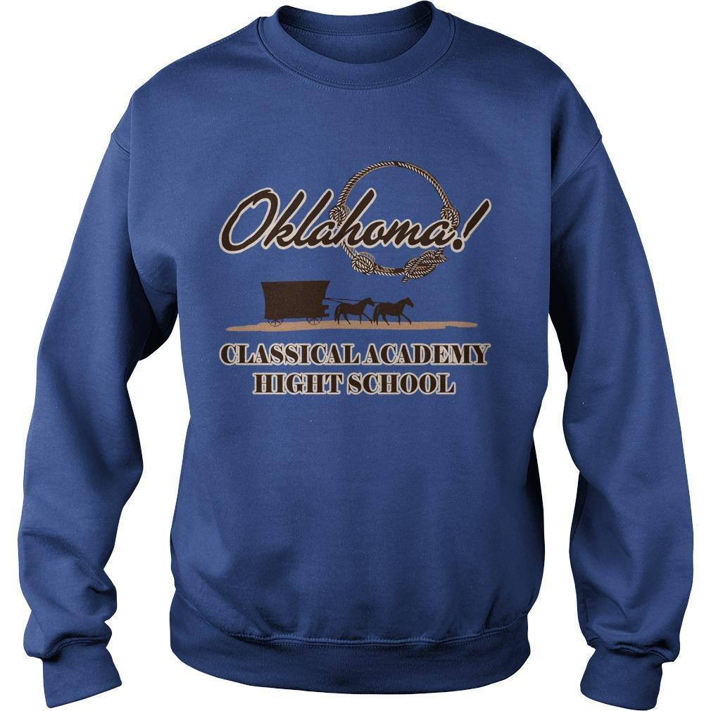 Oklahoma Classical Academy High School Sweater
