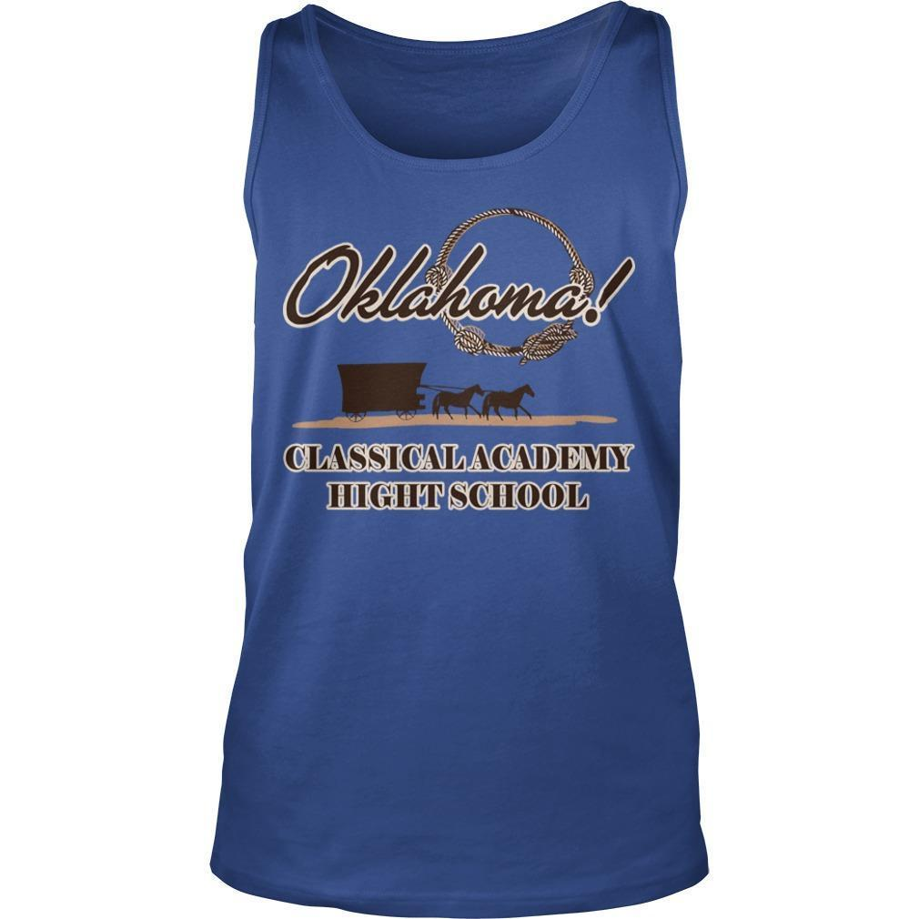 Oklahoma Classical Academy High School Tank Top