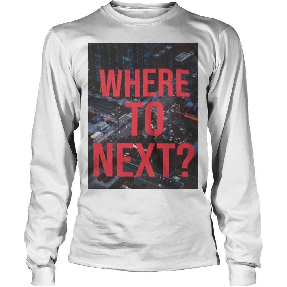 Penshoppe Lisa What To Next Longsleeve