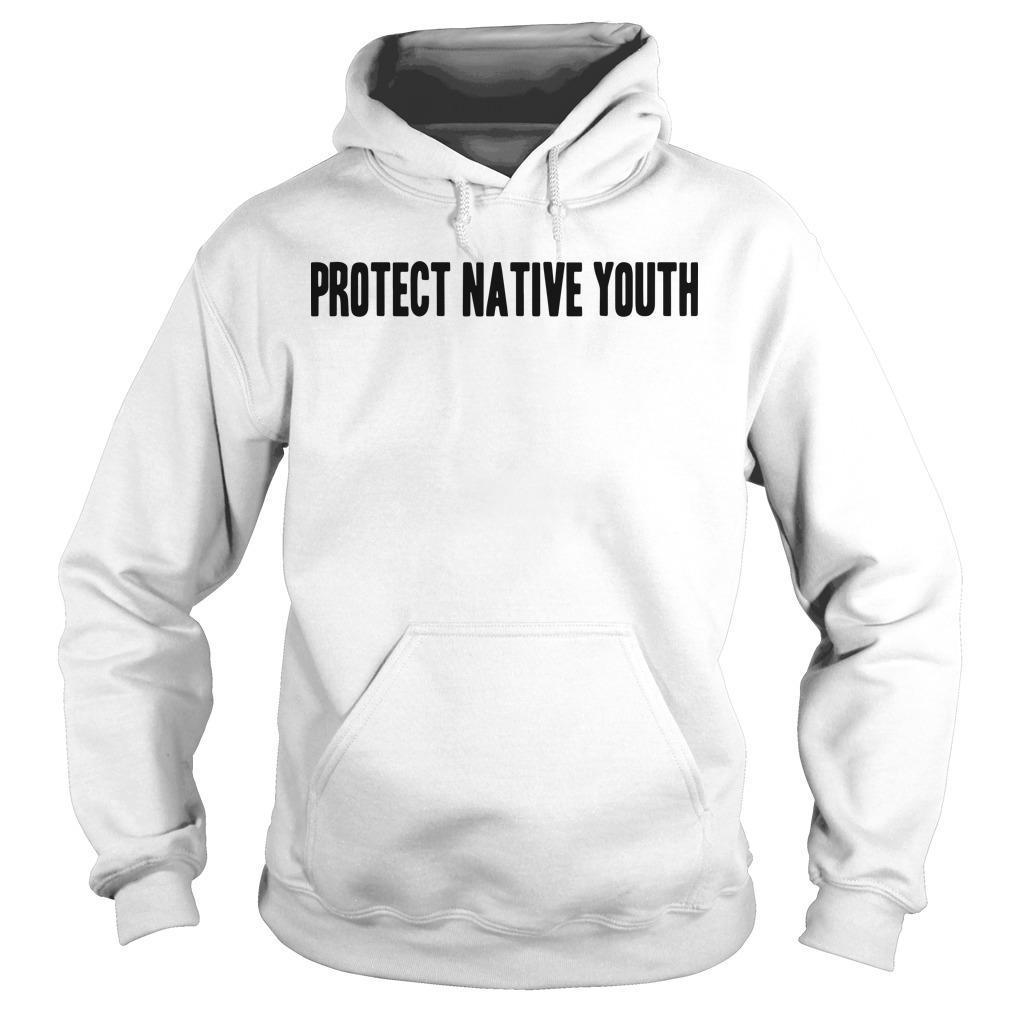 Protect Native Youth Hoodie