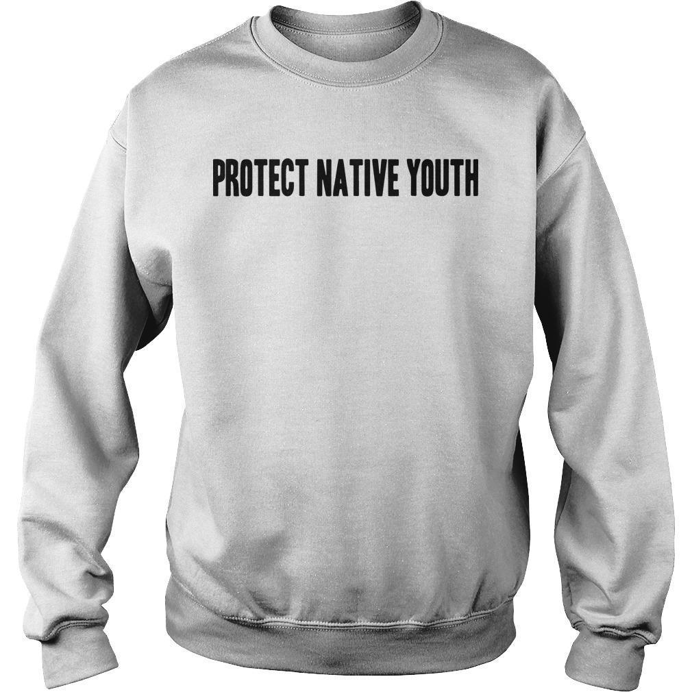Protect Native Youth Sweater