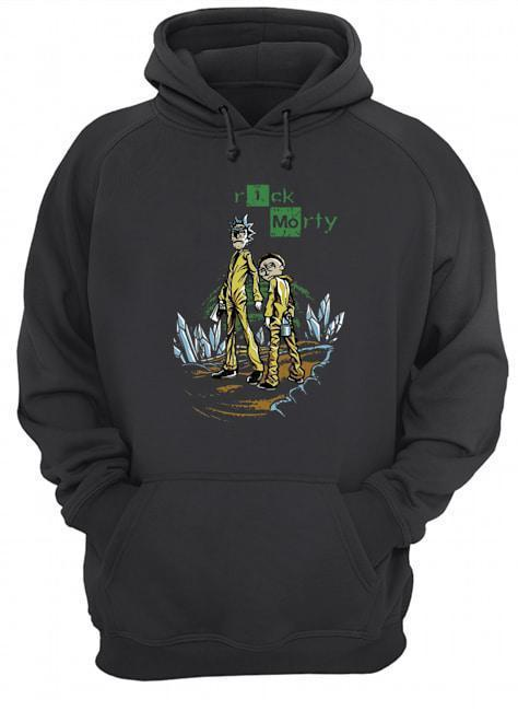 Rick And Morty Army Breaking Bad Hoodie