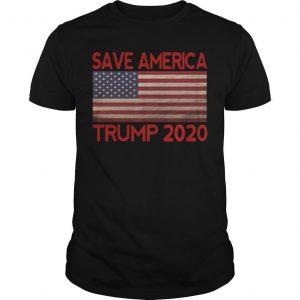 Save America Trump 2020 Shirt