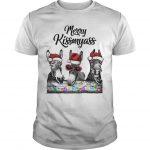Three Cow Merry Kissmyass Shirt