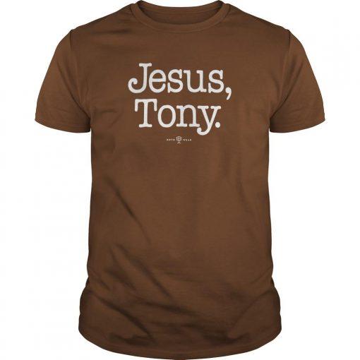 Tony Grossi Jesus Tony Shirt