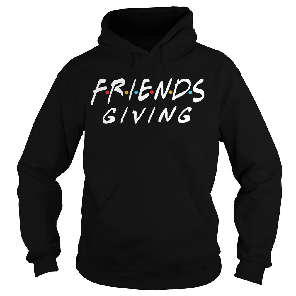 Tv Show Friends Giving Hoodie
