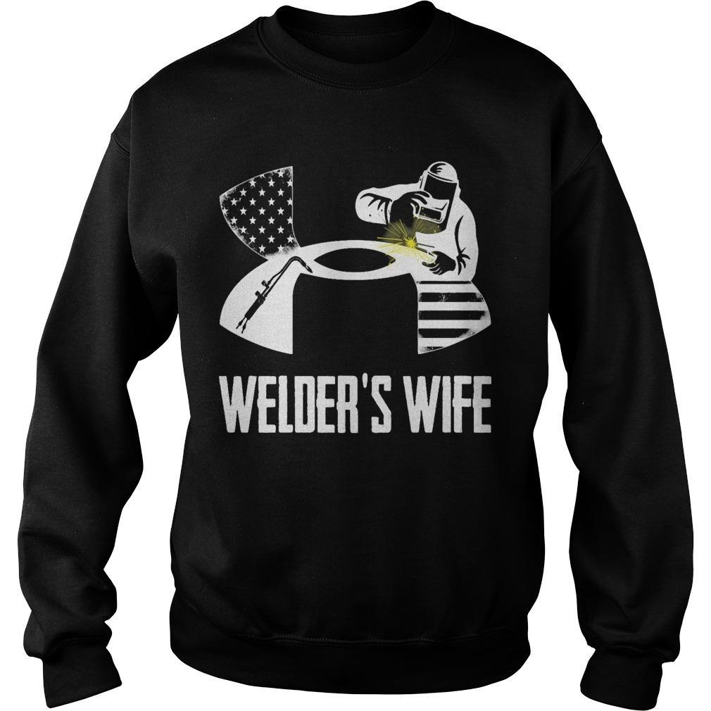 Under Armour Welder's Wife Sweater