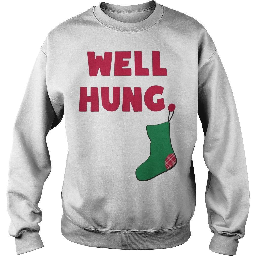 Well Hung Stock Sweater