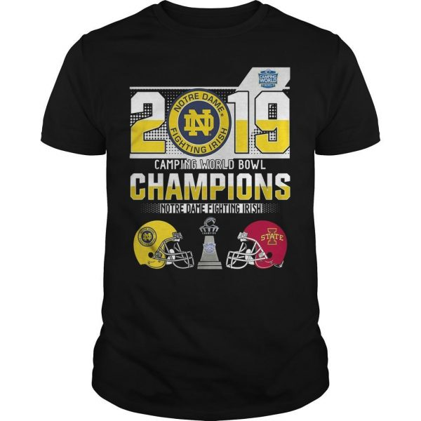 2019 Notre Dame Fighting Irish Shirt