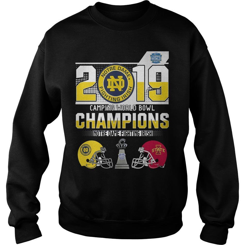 2019 Notre Dame Fighting Irish Sweater