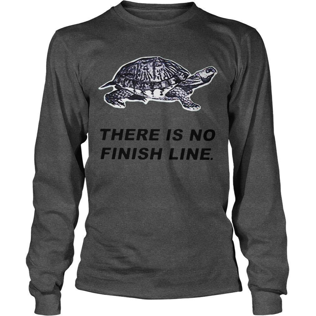 Anthony Davis There Is No Finish Line Longsleeve
