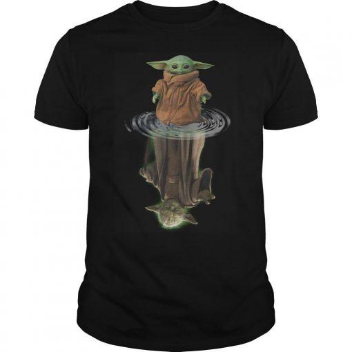 Baby Yoda Old Yoda Shirt