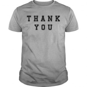 Bank Of America Stadium Ron Rivera Thank You Shirt