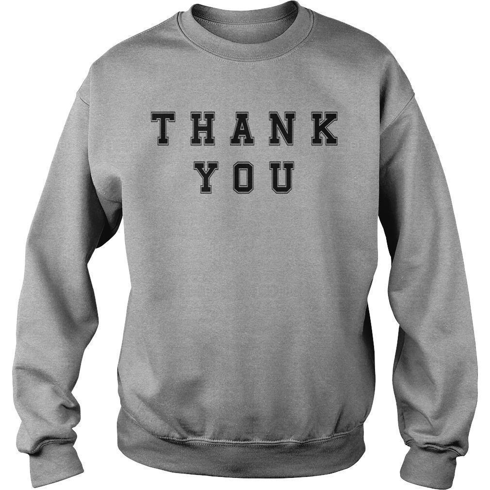 Bank Of America Stadium Ron Rivera Thank You Sweater