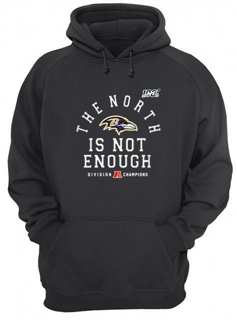 Big Truss Baltimore Ravens The North Is Not Enough Hoodie