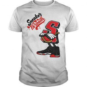Bred 11s Jersey Shirt