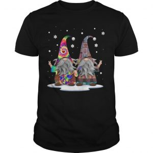 Christmas Hippie Gnomes Shirt