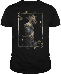 Conor Mcgregor UFC The King Is Back Shirt