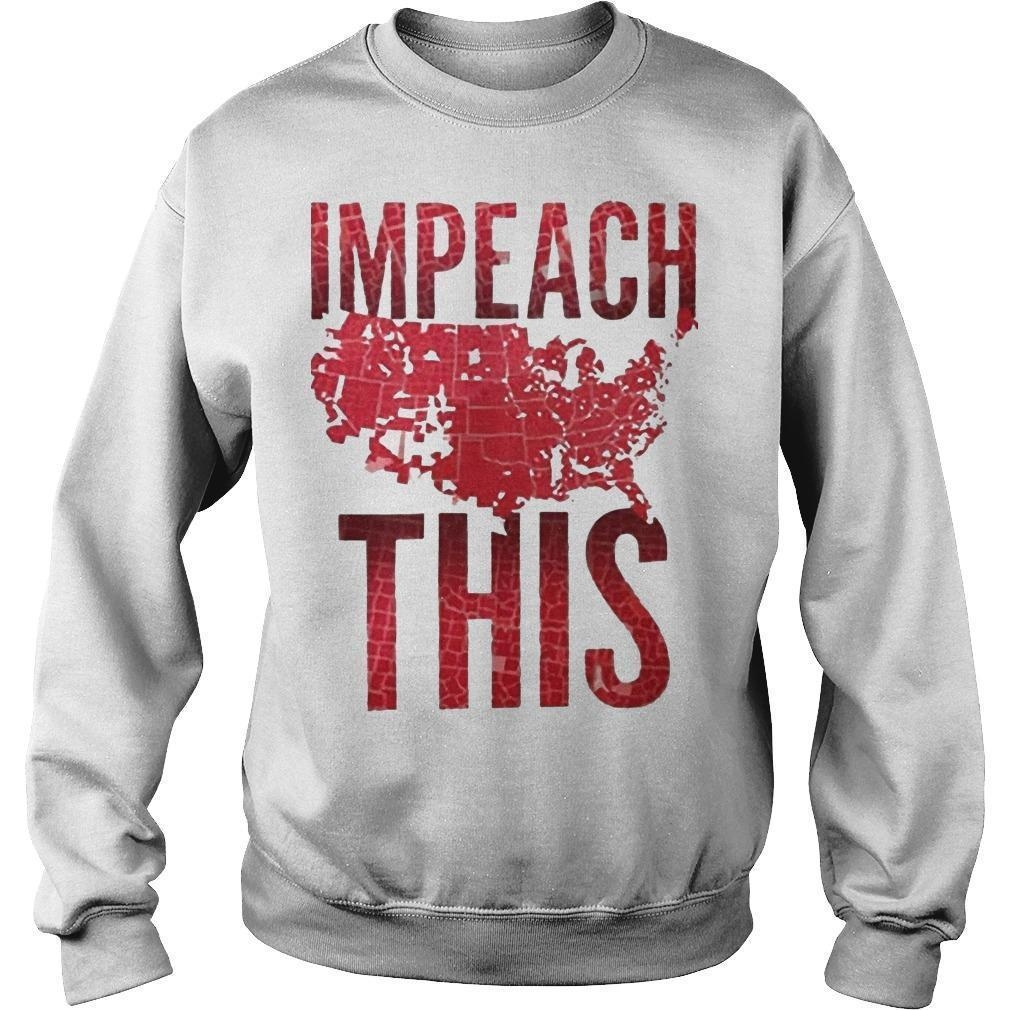 Election Day America Impeach This Sweater