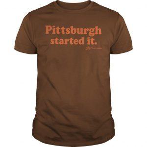 Freddie Kitchens Pittsburgh Shirt