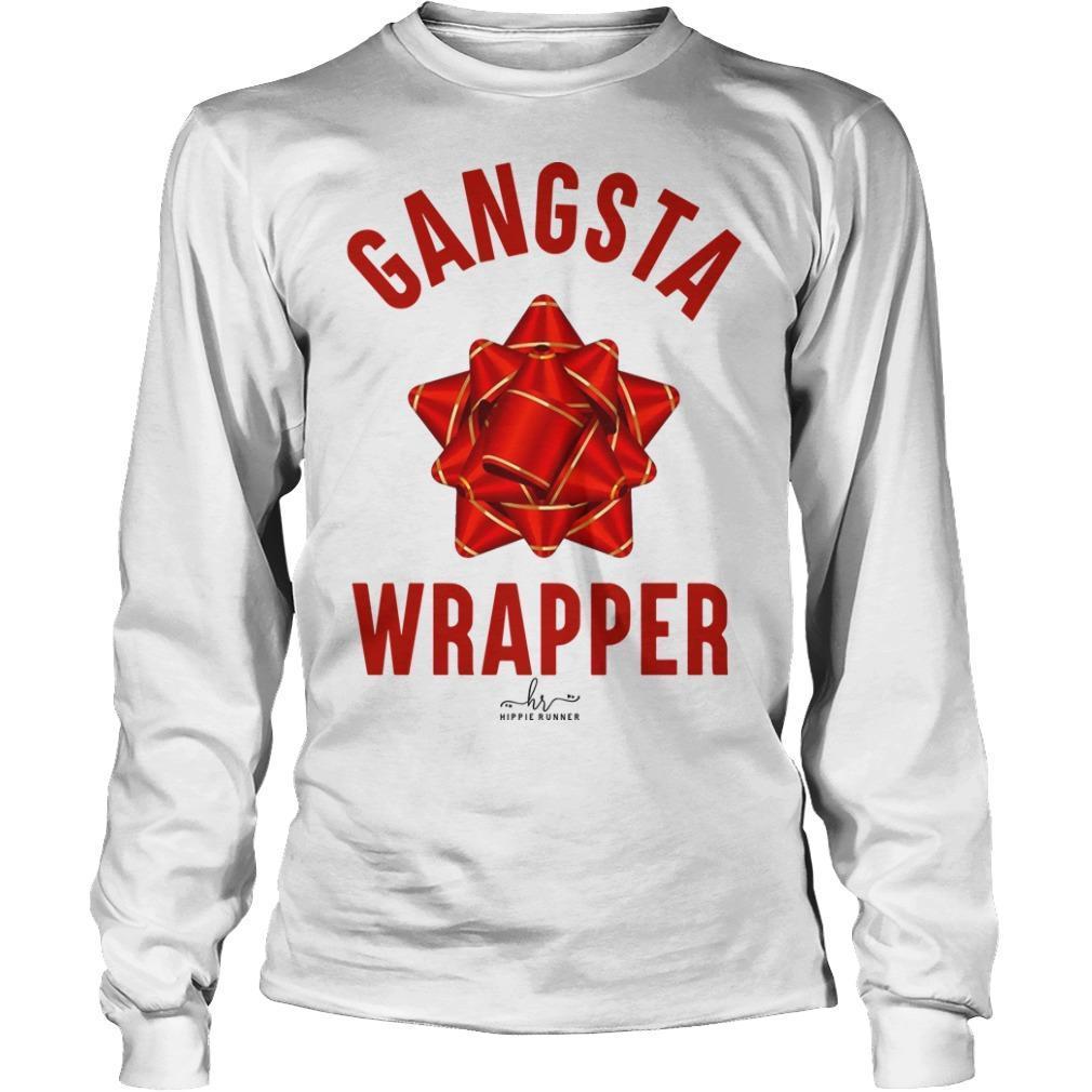 Gangsta Wrapper Longsleeve