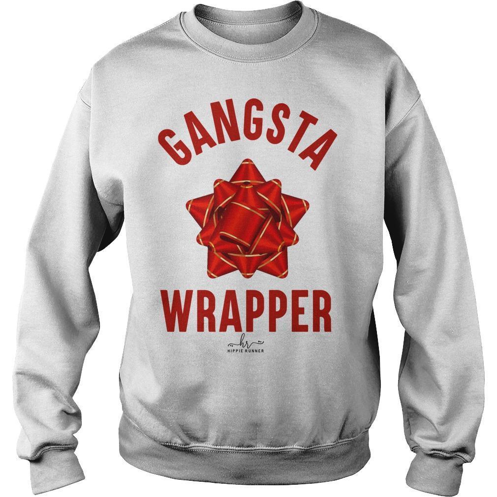 Gangsta Wrapper Sweater