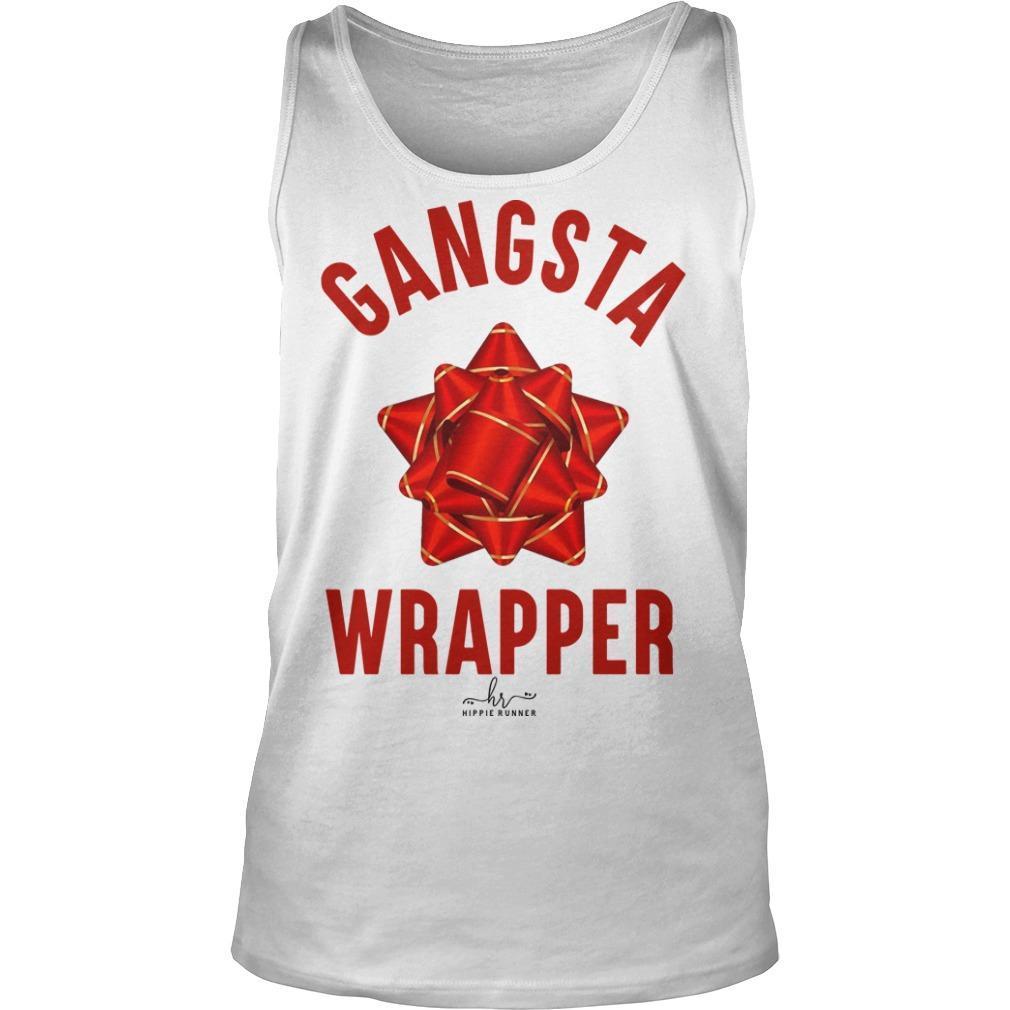 Gangsta Wrapper Tank Top