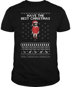 George Best Have The Best Christmas Shirt