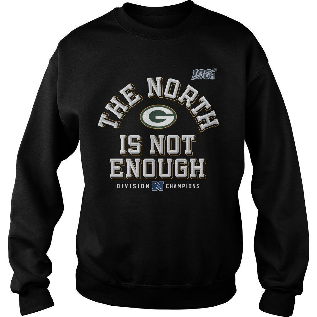 Green Bay Packers Nfc North Champions Sweater